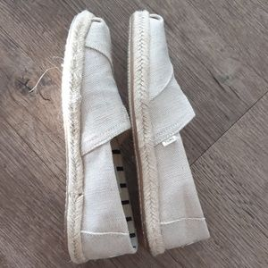 Toms Shoes | Pearlized Metallic Canvas